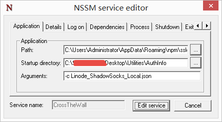 nssm_application_tab